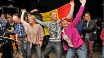Feest breekt los na overwinning Sven Nys
