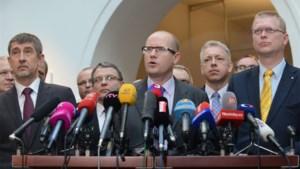 Tsjechië heeft nieuwe premier