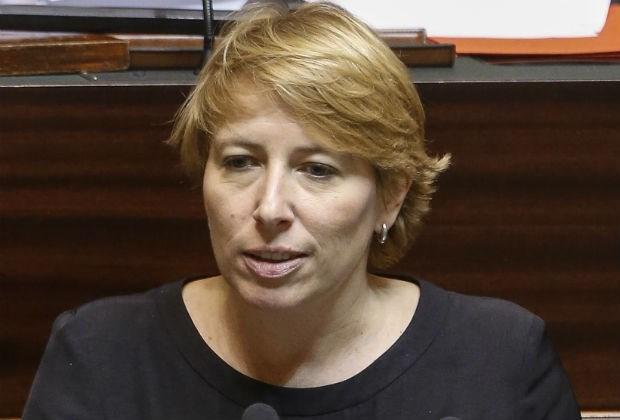 Caroline Gennez trekt Antwerpse sp.a-lijst