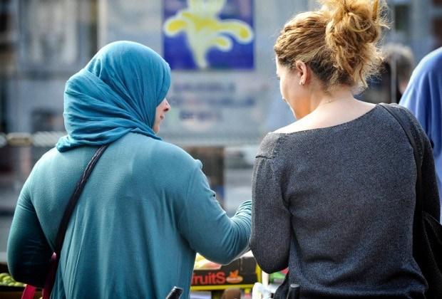 Steeds meer Vlaamse vrouwen worden moslim