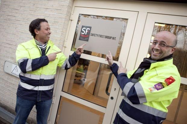 Echte Safety First zit in Wommelgem