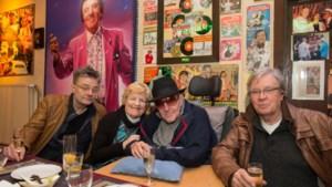 Marcel Vanthilt en Jan Van Rompaey op bezoek bij Eddy Wally