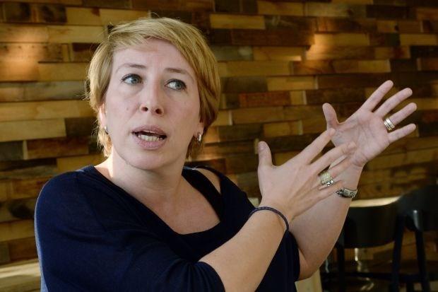 Caroline Gennez wil een Vlaamse én een Waalse premier