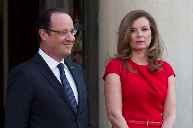 Hollande en Trierweiler uit elkaar