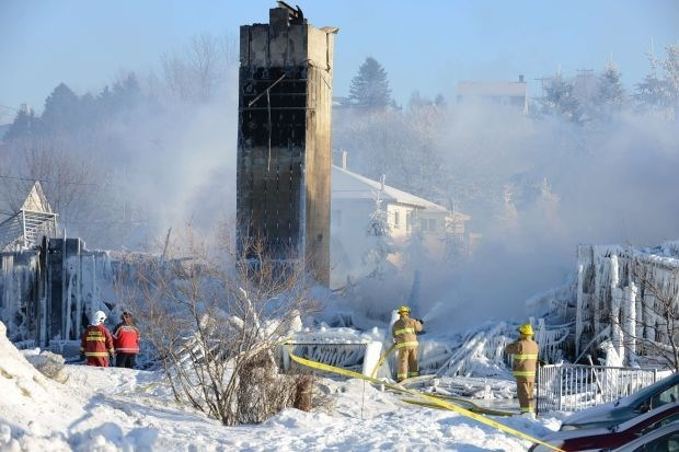 8 doden en 24 vermisten bij brand in Canadees rusthuis