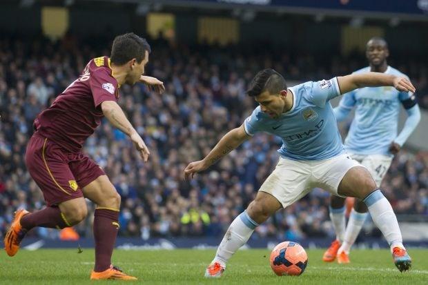 Manchester City pas in extremis voorbij tweedeklasser