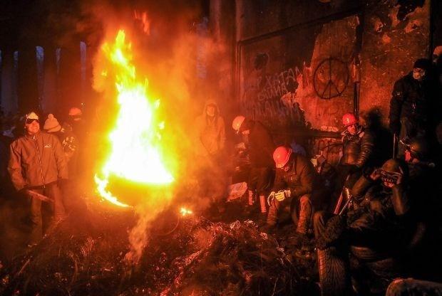 Oekraïense oppositie wijst regeringsdeelname af