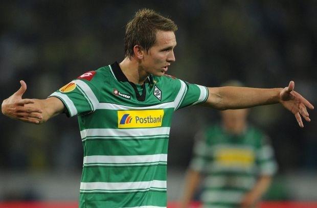 Luuk de Jong ruilt Mönchengladbach voor Newcastle