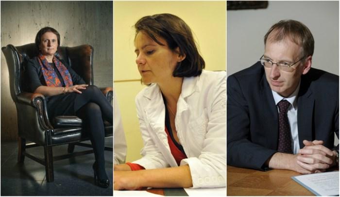 Drie kandidaat-procureurs voor nieuwe arrondissement Antwerpen