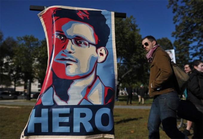 Edward Snowden genomineerd voor Nobelprijs voor de Vrede