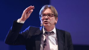 Guy Verhofstadt kandidaat-voorzitter Europese Commissie