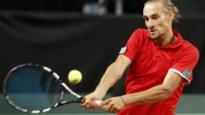 Belgen naar barrages Davis Cup na verlies tegen Kazachstan