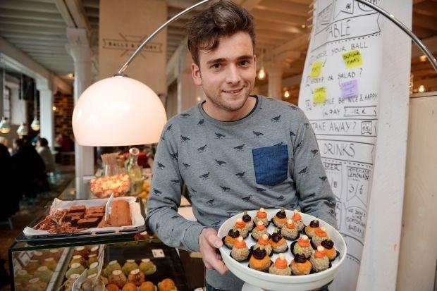 """Tv-kok Wim Ballieu: """"Ik wil een restaurant in Hasselt openen"""""""