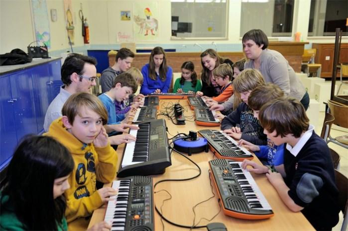 Nieuwe Muziekschool 'Muzix ' staat voor speelse en moderne aanpak
