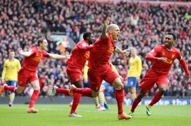 Liverpool maakt Arsenal helemaal af: 5-1