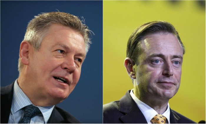 De Gucht haalt keihard uit naar De Wever