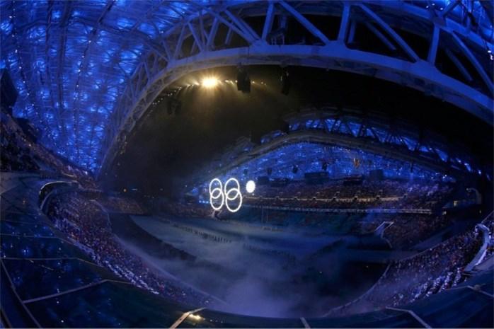 """""""Drie miljard kijkers voor openingsceremonie Winterspelen"""""""