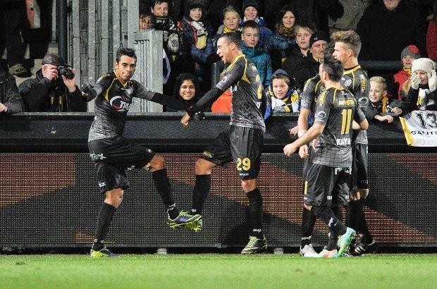 Lokeren te sterk voor Charleroi: 3-1
