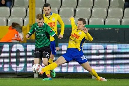 Waasland-Beveren komt niet tot scoren in Brugge