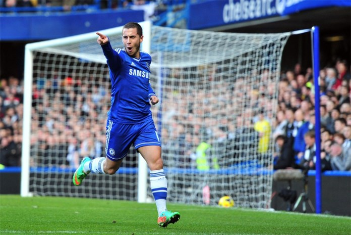 "Mourinho: ""Hazard was indrukwekkend"""