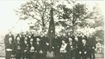 Belgische soldaten op transport naar Soltau