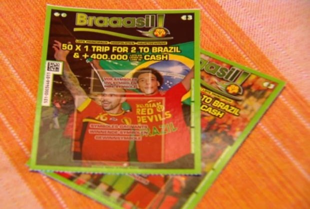 Win ticket voor WK met krasbiljet