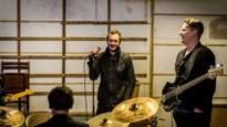 Editors nemen videoclip op in Antwerpen