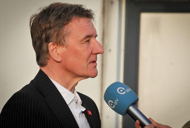 Patrick Janssens stapt uit de politiek