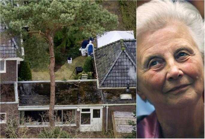 Politie zoekt sporen rond woning oud-minister Borst