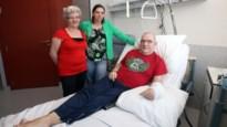 31 keer geopereerd in 30 maanden