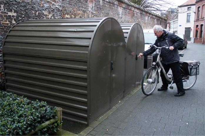 Inwoners willen kluizen voor fiets