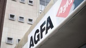 Arbeiders bij Agfa-Gevaert staken