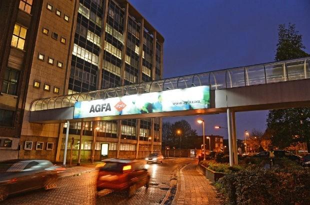 """Arbeiders Agfa-Gevaert staken """"omdat directie geen toegevingen wil doen"""""""