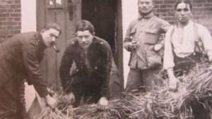 Belgische en Duitse soldaten vieren samen Kerstmis