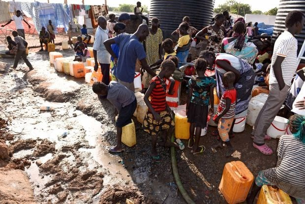 Blauwhelmen vinden minstens 50 doden in Malakal in Zuid-Soedan