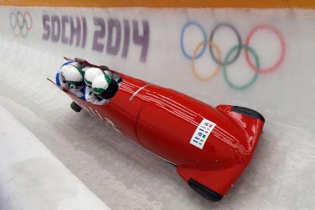 Italiaanse bobsleeër van Spelen geweerd na positieve dopingtest