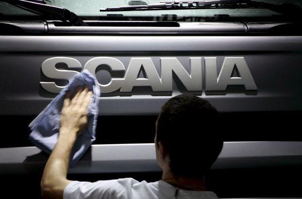 Volkswagen biedt 6,7 miljard euro op Scania