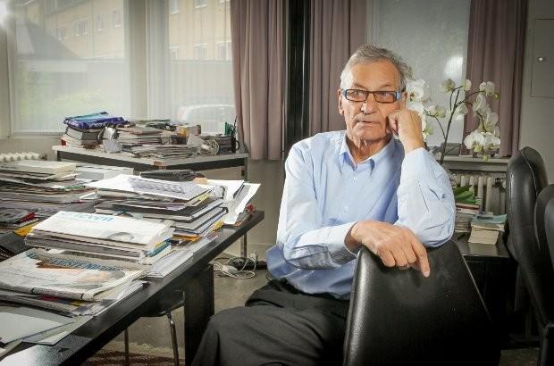 Geel legt rouwregister voor Jan Hoet