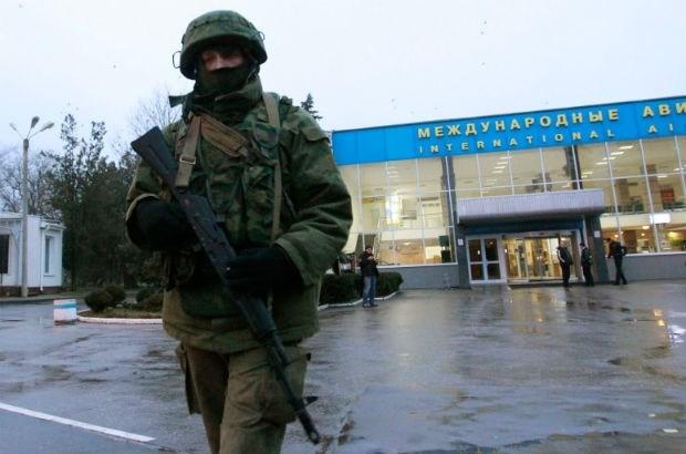 Gewapende mannen bezetten luchthaven in Oekraïense regio Krim