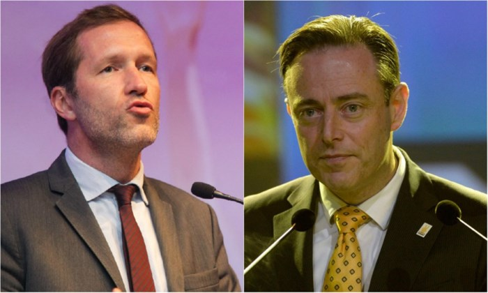 Magnette en De Wever in debat op 3 april