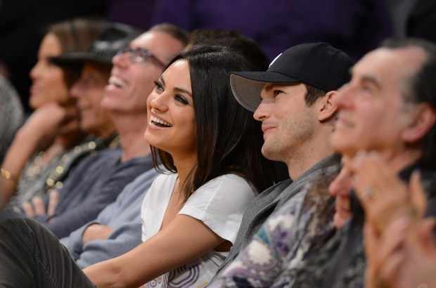 Mila Kunis en Ashton Kutcher verloofd