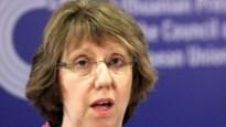 Ashton betreurt Russische beslissing voor interventie in Oekraïne