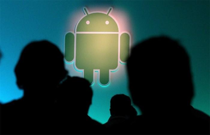 Android marktleider in tabletindustrie