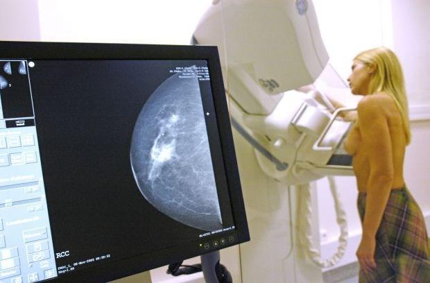 """Ademtest kan mammogram vervangen"""