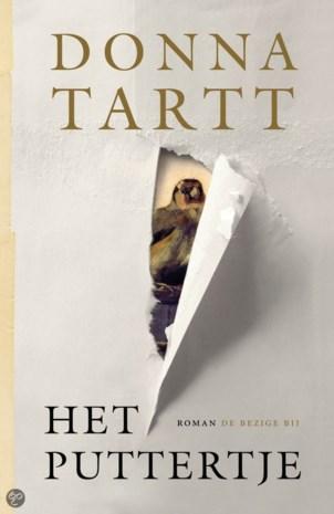 Donna Tartt, Het puttertje
