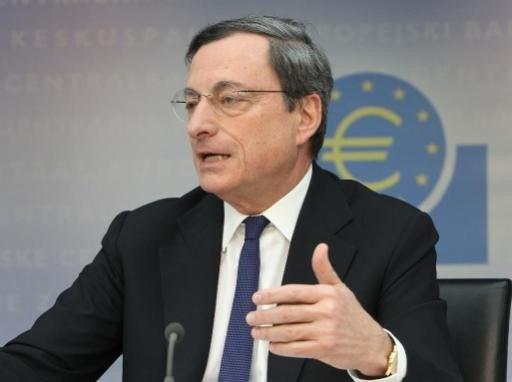 Draghi verwacht tot eind 2016 lage inflatie in eurozone