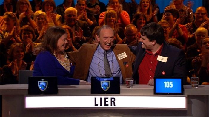 Lier wint weekfinale van 'De slimste gemeente'