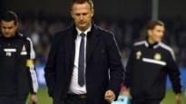 Van den Brom niet langer Anderlecht-trainer