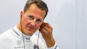 Familie Michael Schumacher ziet