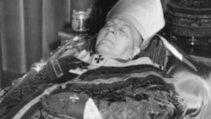 Eerste dode vluchtelinge in Baarle was moeder kardinaal Van Roey